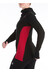 Aclima W's Warmwool Hood Sweater Black/Cerise